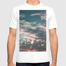 Days to Come Mens Fitted Tee SMALL White