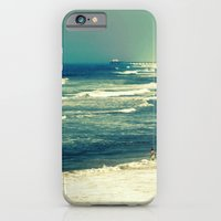 iPhone & iPod Case featuring Hermosa Beach by Ginger Mandy