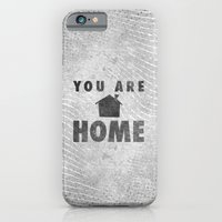 iPhone & iPod Case featuring You Are Home by Josh Franke
