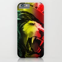 iPhone & iPod Case featuring Warrior Of Dignity  by Artist RX
