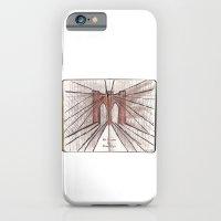 Welcome To Brooklyn iPhone 6 Slim Case