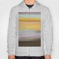 Bright Sunrise Abstract … Hoody