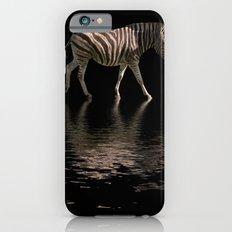 Zebra Reflections Slim Case iPhone 6s