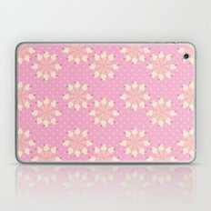 Floral Ice Cream Laptop & iPad Skin