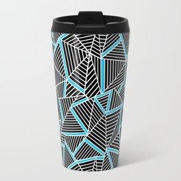 Travel Mug - Ab 2 Repeat Blue - Project M