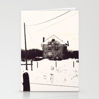 The House Stationery Cards