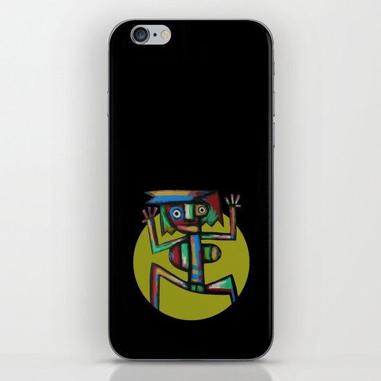 Dancer iPhone & iPod Skin