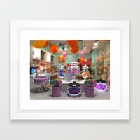 Candy Shop Still Life Framed Art Print