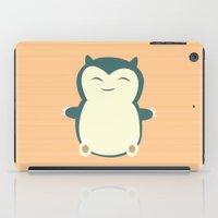 It Aint Easy Being Sleep… iPad Case