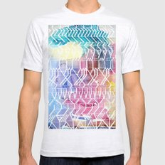colorful Indians Mens Fitted Tee Ash Grey SMALL