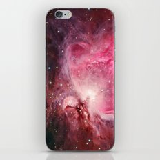 Orion Nebula iPhone & iPod Skin