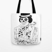 Dead Famous - Alex Tote Bag