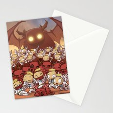 Headlights of Dooom Stationery Cards
