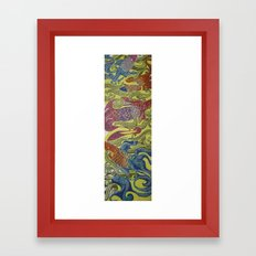 Guppies Framed Art Print