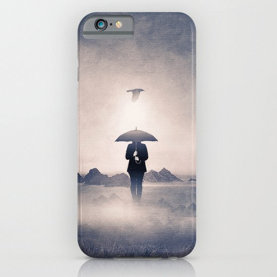 Waiting for the rain (colour option) iPhone & iPod Case
