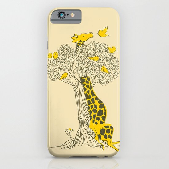 Friends in High Places iPhone & iPod Case