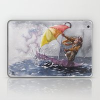 Umbrella Man Laptop & iPad Skin