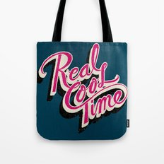 Real Cool Time Tote Bag