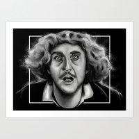 The Wilder Doctor Art Print