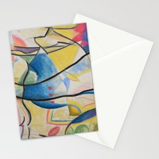 Figure Dance Stationery Cards