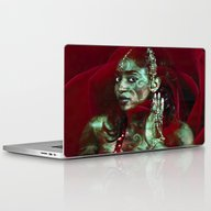 Baroque Meets Oriental R… Laptop & iPad Skin