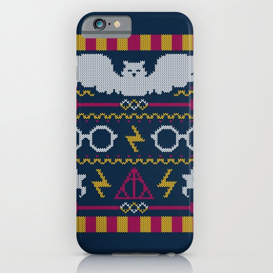 The Sweater That Lived iPhone & iPod Case