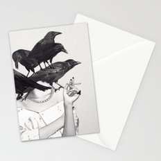 Neither Poor Nor Innocent  Stationery Cards