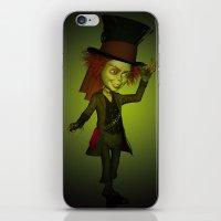 Mad Encounters iPhone & iPod Skin