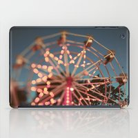 There Is A Light That Ne… iPad Case
