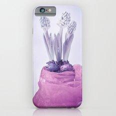 SPRINGTIME HYACINTH iPhone 6 Slim Case