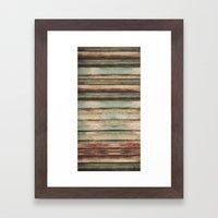 Shack Framed Art Print