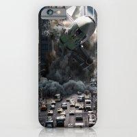 iPhone & iPod Case featuring Last Flight Home  by Steve McGhee