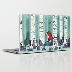 The Birches Laptop & iPad Skin