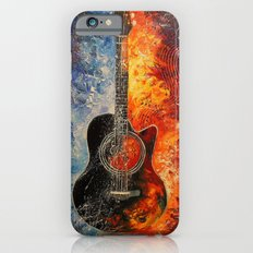 The rhythms of the guitar Slim Case iPhone 6s