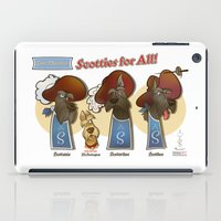 Scotties for all! iPad Case