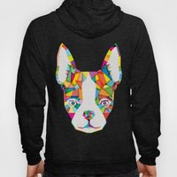 Rainbow Bulldog Hoody
