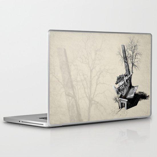 Immerse & Pondering Laptop & iPad Skin