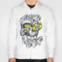 - Jou Are A Space Monkey… Hoody