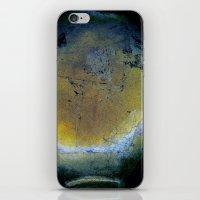 Black Gold Leaf iPhone & iPod Skin