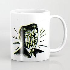 Typeface Mug