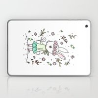 Summer Bunny Laptop & iPad Skin