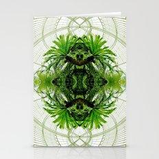 Botanical Mirror Stationery Cards
