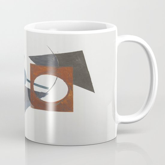 Constructivistic painting Mug