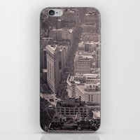 On the top of the World iPhone & iPod Skin