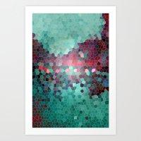 Mosaic Series Art Print
