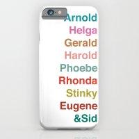 HEY ARNOLD! iPhone 6 Slim Case