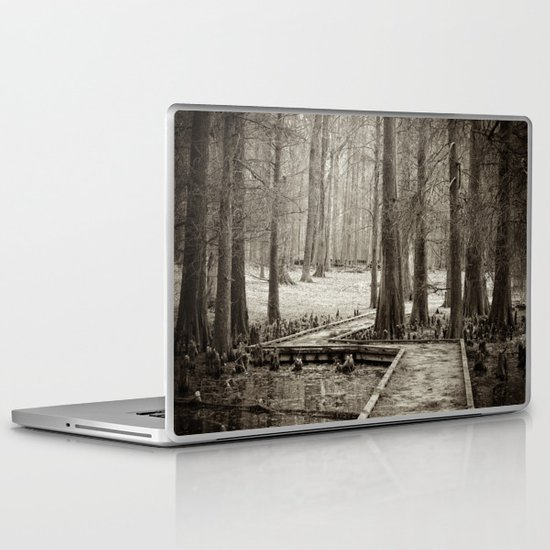 We've Got Our Stories Laptop & iPad Skin