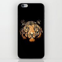 Hidden Hunter iPhone & iPod Skin