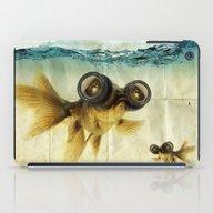Fish Eye Lens 02 iPad Case