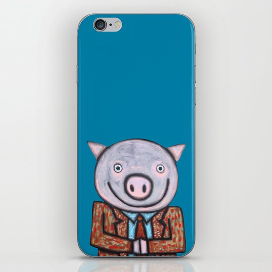 Mr.Mayor iPhone & iPod Skin